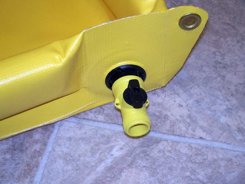 Spill Containment Berms Alberta Whiteline Shelters Amp Tarps