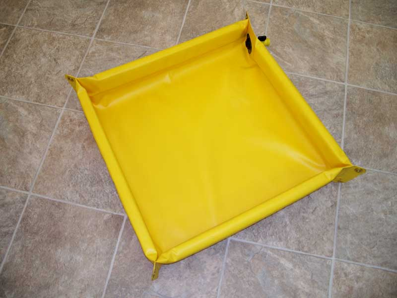 Spill Containment Berms Alberta Whiteline Shelters Amp Tarps